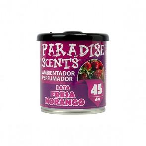 Deodorante per la Macchina Paradise Scents Fragola (100 gr)