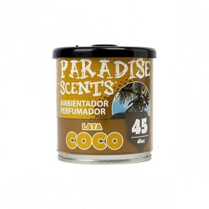 Deodorante per la Macchina Paradise Scents Cocco (100 gr)