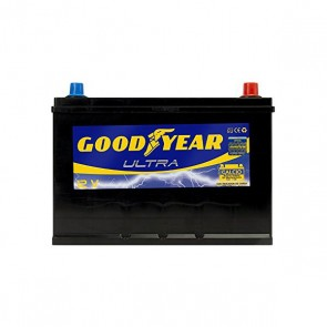 Batteria Auto Goodyear ULTRA 100Ah +D 12V
