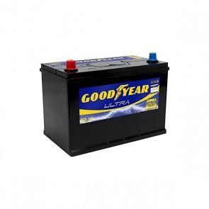 Batteria Auto Goodyear ULTRA 100Ah 12V +I