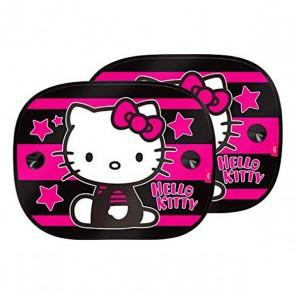 Tendina Laterale per Auto Hello Kitty KIT4051 Per bambini (44 x 36 cm)(2 pcs)