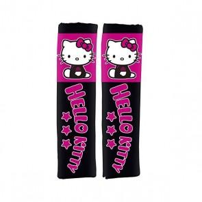 Cuscinetti per Cinture di Sicurezza Hello Kitty KIT4055 (2 uds)