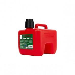 Bottiglia MOTOR16510 Rosso Plastica (3 L)