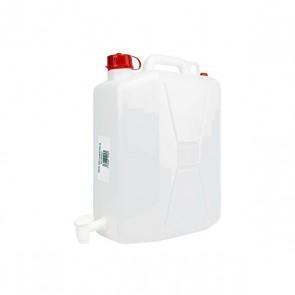 Bottiglia MOTOR16518 Rubinetto Bianco Plastica (20L)