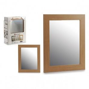 Specchio da parete Legno (39 x 49 cm)