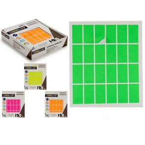 Etichette Pincello Autoadesive Dreptunghiular (20 x 37 mm) (120 uds)