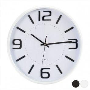 Orologio da Parete Gift Decor Bianco (33 x 4 x 33 cm)