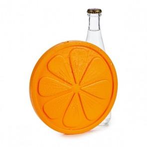 Siberini Arancio Plastica (17,5 x 1,5 x 17,5 cm)