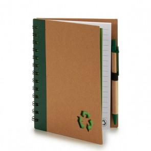 Agenda (1 x 18 x 14 cm) Materiale riciclato