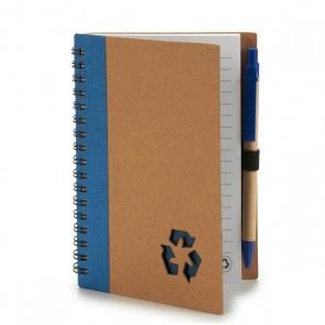 Agenda (1 x 16 x 12 cm) Materiale riciclato