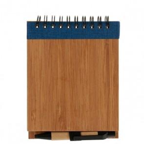 Quaderno ad Anelli con Penna Gomma (1 x 10 x 13 cm)