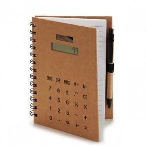 Taccuino Pincello (14 x 18 x 1,5 cm) Calcolatrice