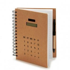 Taccuino Pincello (2,5 x 21 x 18 cm) Calcolatrice