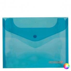 Buste Pincello (1 x 18,5 x 24 cm) Secchio organizzatore Plastica A5 Velcro