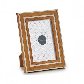 Cornice Portafoto Natural (1,5 x 20 x 15 cm) (10 x 15 cm)