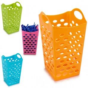 Cestino Multiuso Plastica (13 x 16,5 x 13 cm)