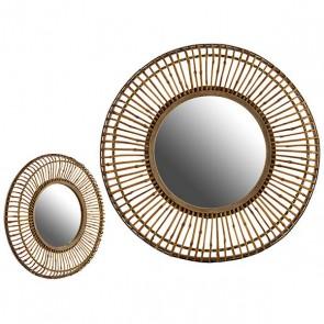 Specchio Gift Decor Natural (101 x 9 x 101 cm)