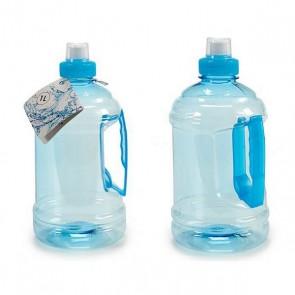 Bottiglia Azzurro (10,5 x 21 x 10 cm)