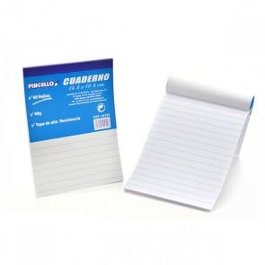 Block Notes Pincello (10,5 x 6,5 x 14,5 cm) A6