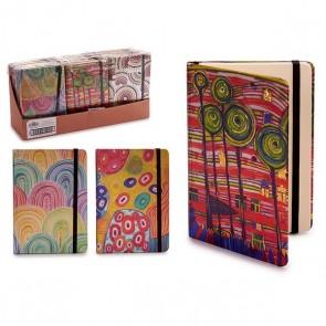 Block Notes Pincello (12,5 x 1,3 x 17,5 cm)