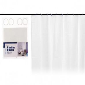 Tenda da Doccia Bianco (180 x 180 cm)