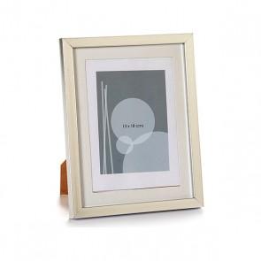 Cornice Portafoto Argento (1,5 x 19,5 x 14,5 cm) (13 x 18 cm)