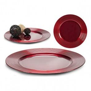 Tavolo Gift Decor Rosso (33 x 2 x 33 cm)