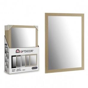 Specchio da parete Legno (55 x 75 cm)
