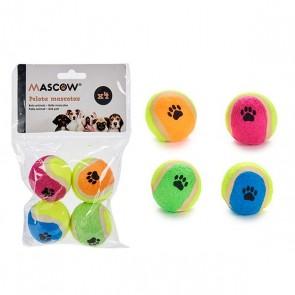 Giocattoli per Cani (4,5 x 18 x 10 cm) (4 Pezzi)