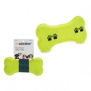 Giocattoli per Cani Verde Osso (7 x 7,5 x 16 cm)
