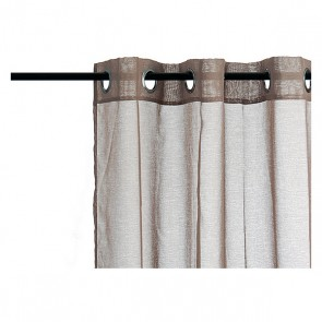 Tende Poliestere (260 x 140 cm) Marrone