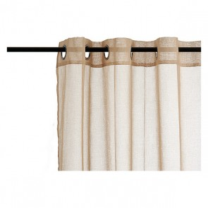 Tende Beige Poliestere (260 x 140 cm)