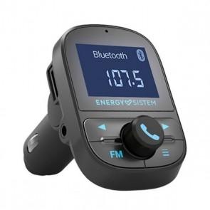 Lettore MP3 e Trasmettitore FM Bluetooth per Auto Energy Sistem 447268 USB Nero