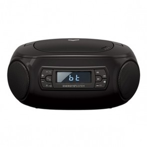 Radio CD Bluetooth MP3 Energy Sistem Boombox 3 2W Nero