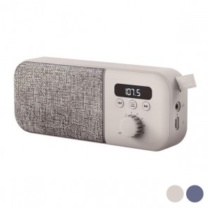 Radio Portatile Digitale Energy Sistem Fabric Box FM 1200 mAh 3W
