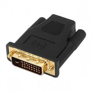 Adattatore DVI-D con HDMI NANOCABLE 10.15.0700 Nero