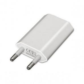 Caricabatterie da Parete NANOCABLE 10.10.2001 iPod iPhone Bianco