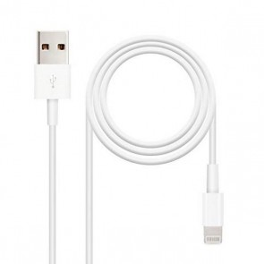 Cavo Lightning NANOCABLE 10.10.0401 Bianco