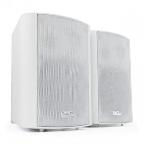 Altoparlanti Multimediali TooQ TQOWS-01W 60W Bianco