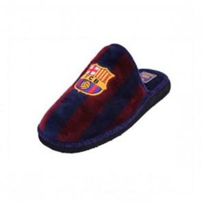 Pantofole Per Bambini Fútbol Club Barcelona Andinas 799-50 Azzurro Viola Per bambini