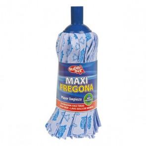 Spazzolone Azzurro Viscosa (28 Cm)