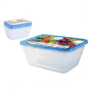 Set di 8 scatole porta pranzo Privilege 1L
