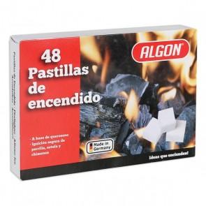 Pastiglie Accendifuoco Algon (48 pcs)