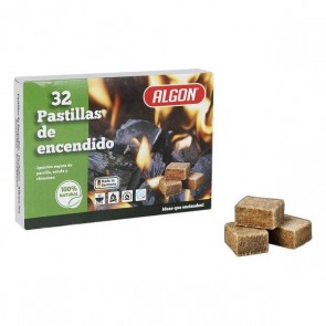 Pastiglie Accendifuoco Algon (32 Pcs)