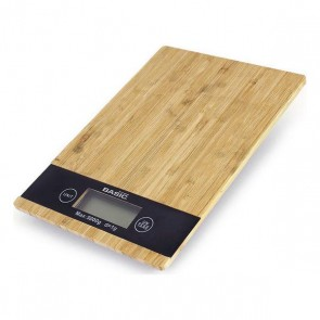 Acquistare Bilancia da Cucina Basic Home 5 k LCD Bambù