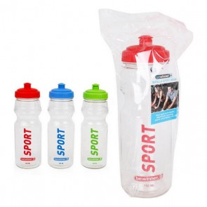 Borraccia di Plastica Bewinner 750 ml