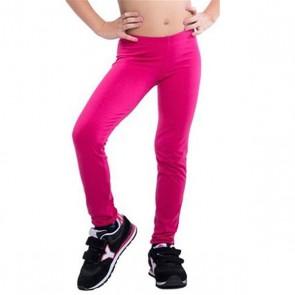 Leggings Sportivi per Bambini Happy Dance JR Fucsia