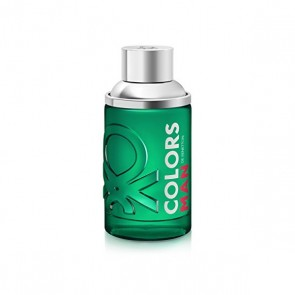 Profumo Uomo Colors Green Man Benetton (100 ml)