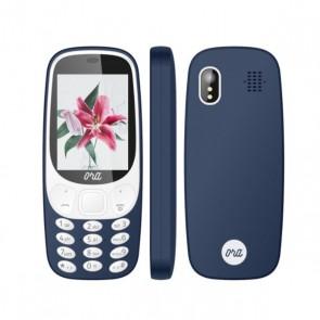 "Telefono Cellulare ORA Kira N2401 2,4"" LCD Dual SIM FM Azzurro"