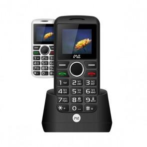"""Telefono Cellulare ORA Mira S1701 1,77"""" LCD Dual SIM FM Bianco"""